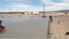 32000 Square Foot Foundation Slab